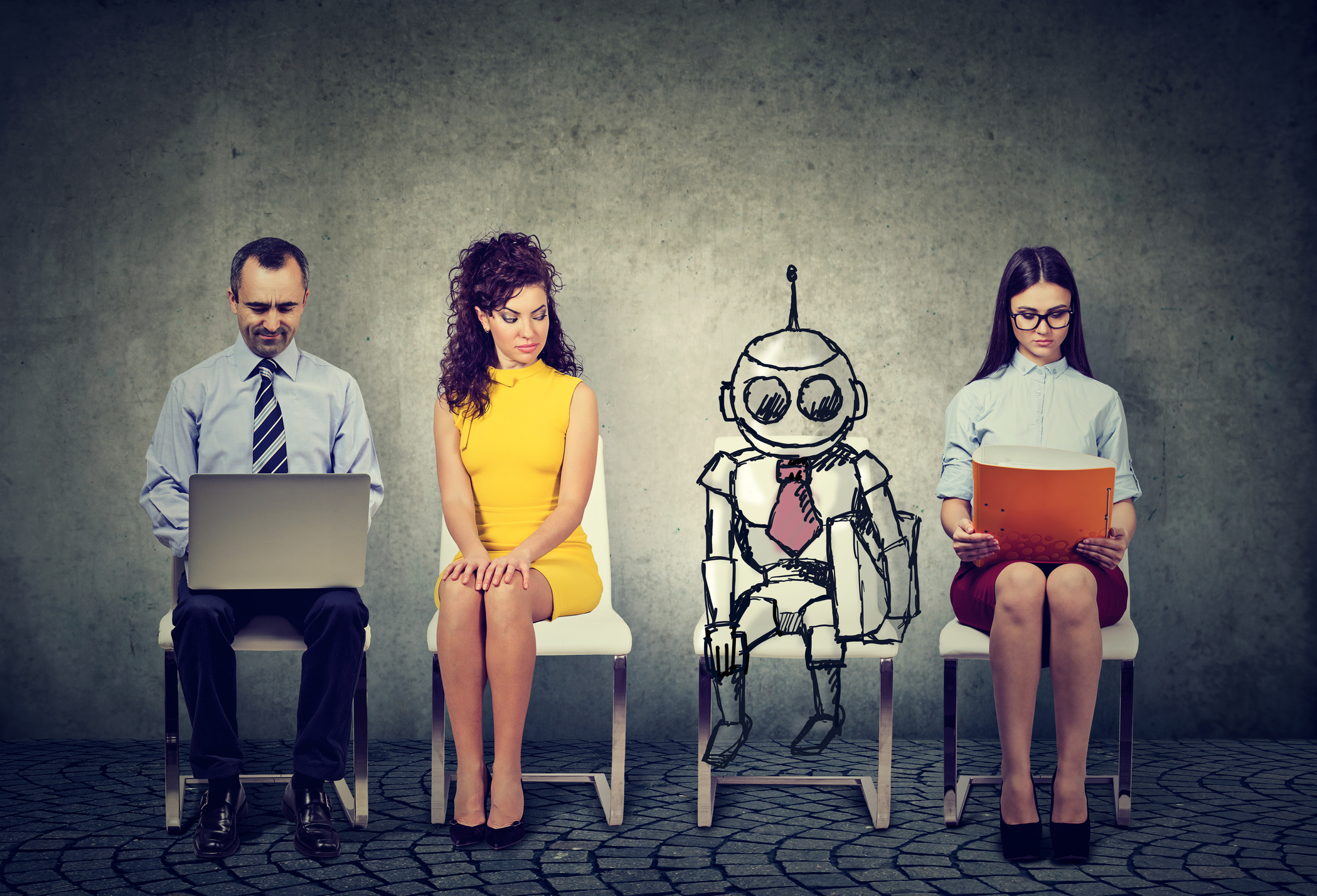 Robot proof your employment skills